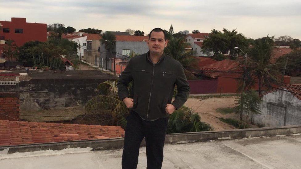 Víctor Parada, el boliviano que se salvó tras estar condenado a la horca en Malasia por llevar cocaína en su estómago