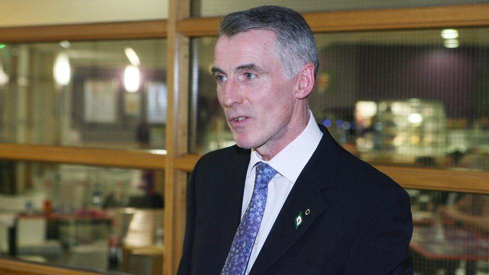 Sinn Fein's Declan Kearney
