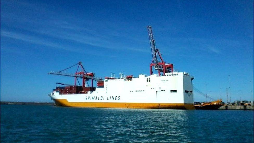 'Faeces-throwing' Thames Estuary cargo ship stowaways guilty