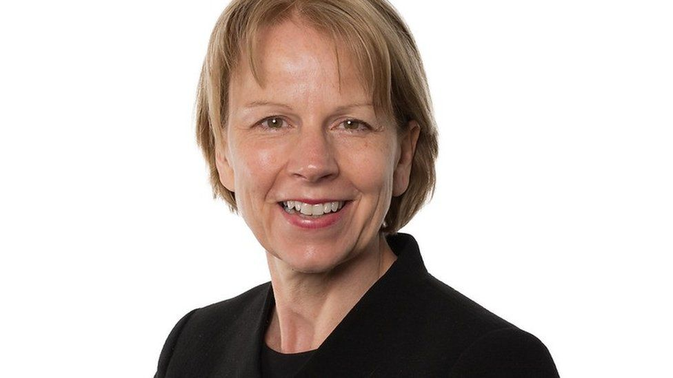 Bank of England chief operating officer Joanna Place