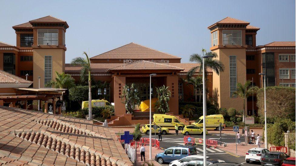 Costa Adeje Palace Hotel