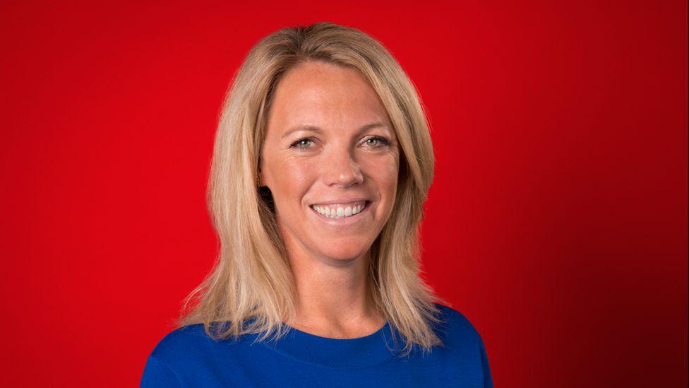 Emma Kisby, managing director UK of CoGo