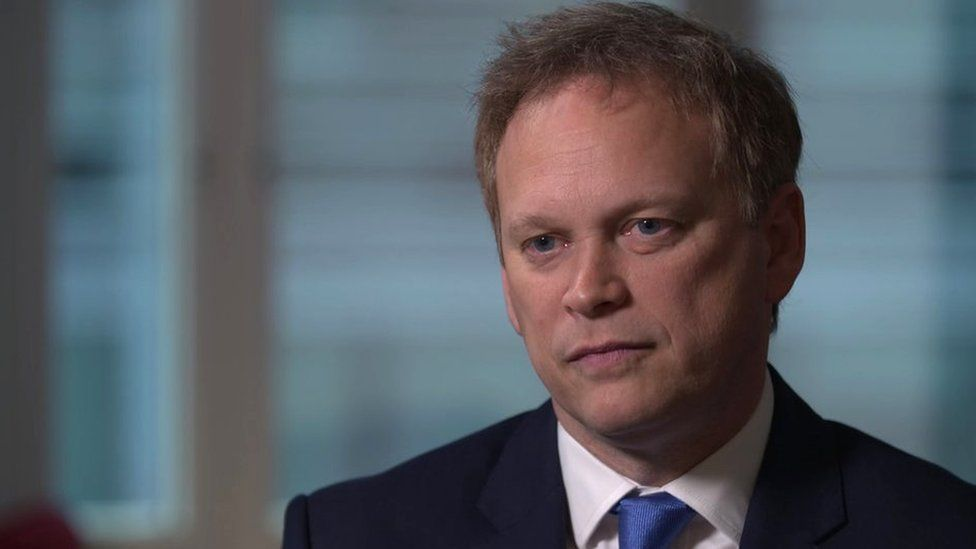 Transport Secretary, Grant Shapps told BBC Panorama that smart motorways have to be as safe or safer than normal motorways.