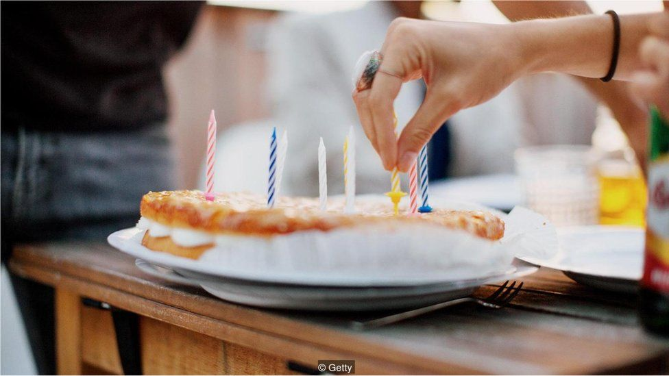 bolo de aniversário dieta