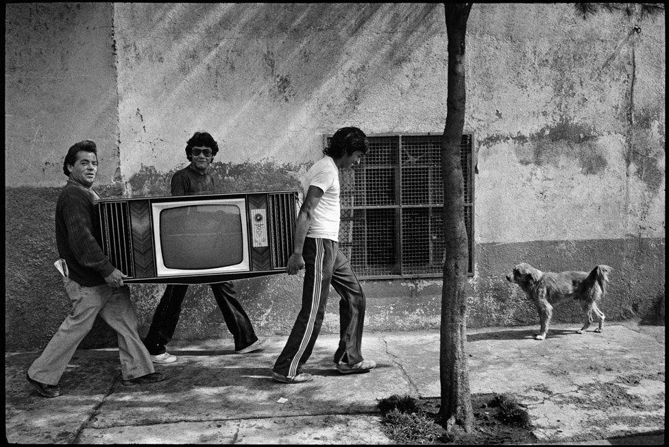 Мехіко, 1983 рік