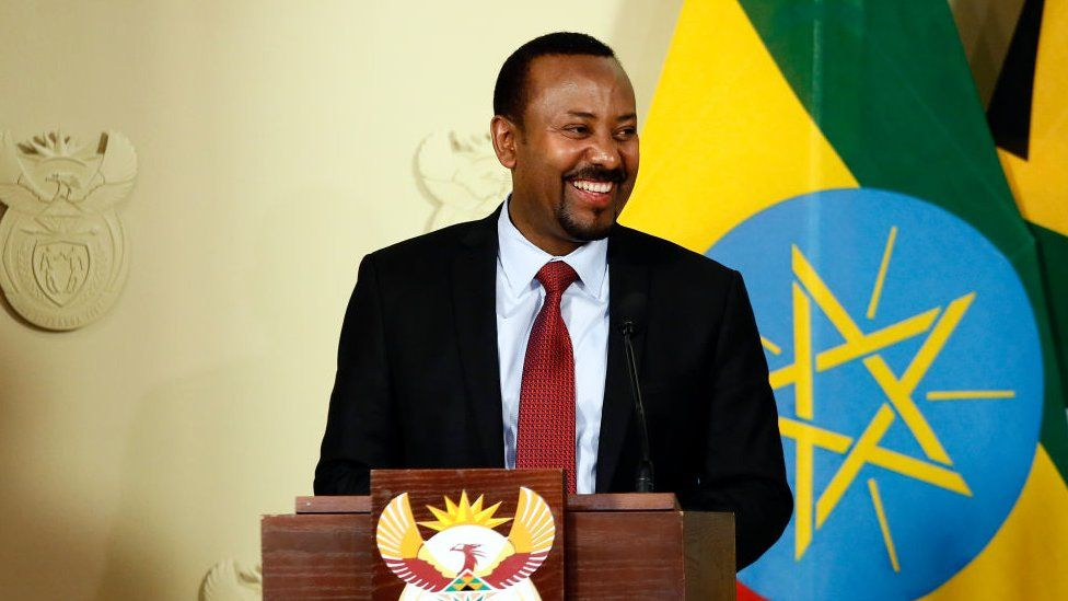 Ethiopia's Abiy Ahmed responds to Trump's Nobel Prize complaint