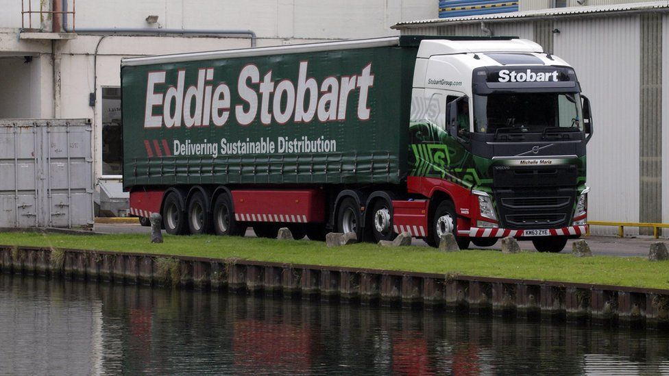 Eddie Stobart saved from collapse after crunch vote