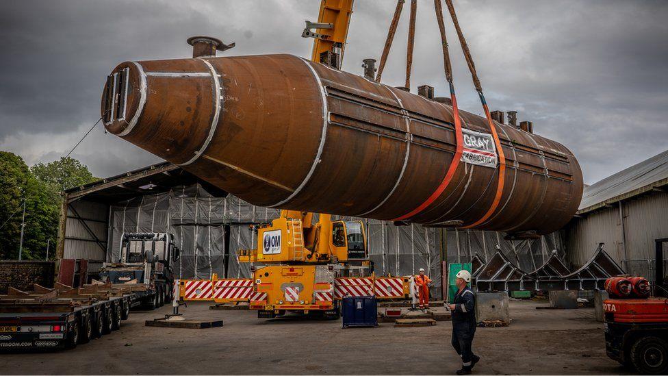 The O2 turbine