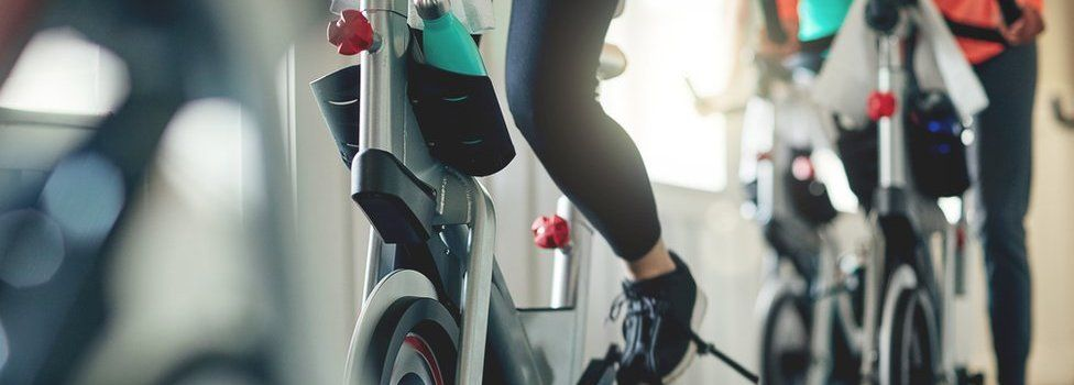 Generic photo of women working out in the gym