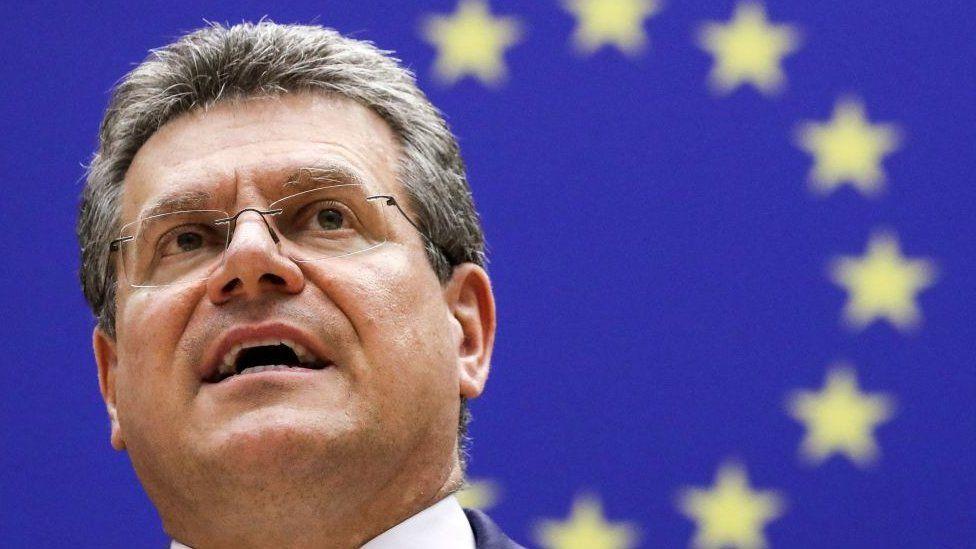 Maros Šefčovič