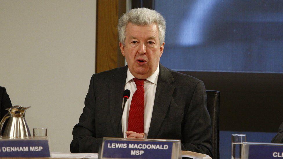 Lewis Macdonald