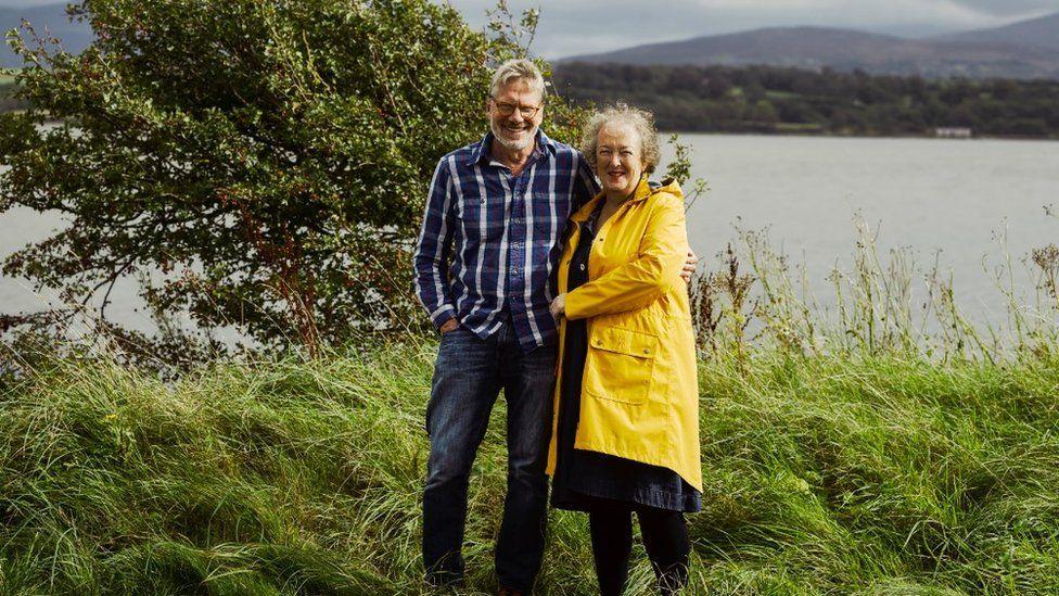 Mr and Mrs Lea-Wilson
