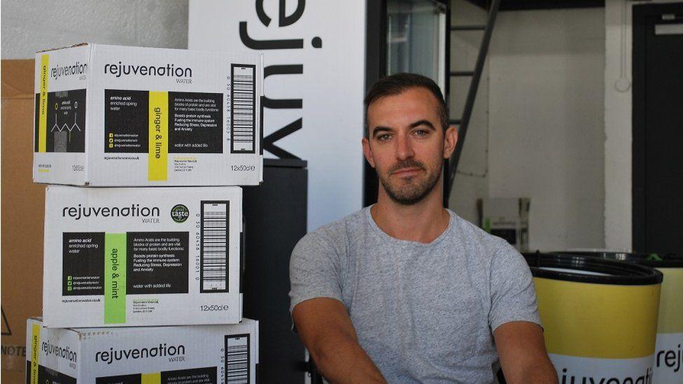 Kris Ingham, Founder Rejuvenation Water