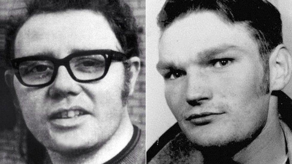 William McKinney and James Wray