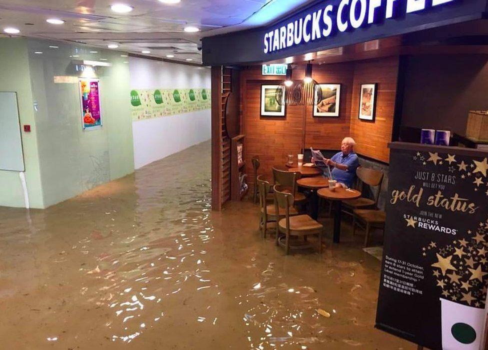 Starbucks HK