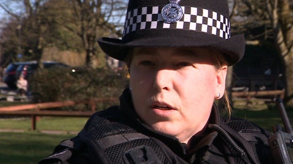 Sgt Tracey Holloway
