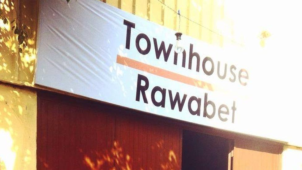 Picture of Townhouse from their Facebook