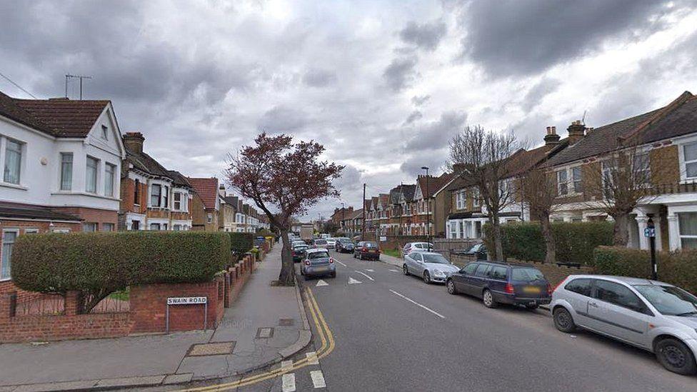 Swain Road