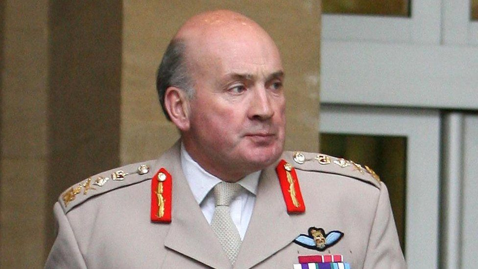 NIO cut veterans' amnesty from Queen's Speech, claims ex-Army chief