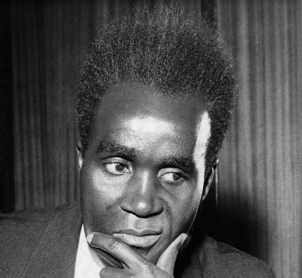 Kenneth Kaunda in 1962
