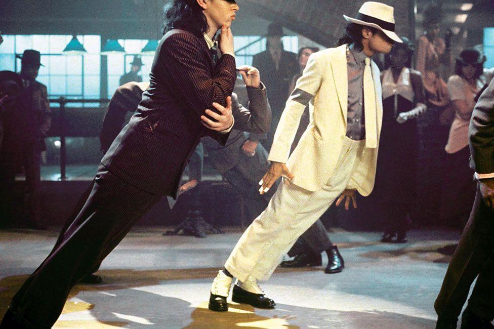 Michael Jackson in Moonwalker