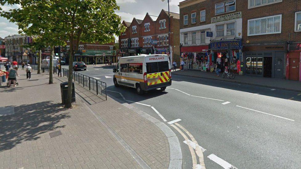 Tooting High Street, Wandsworth,