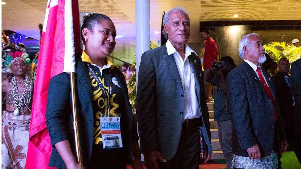 Tonga PM 'Akalisi Pohiva