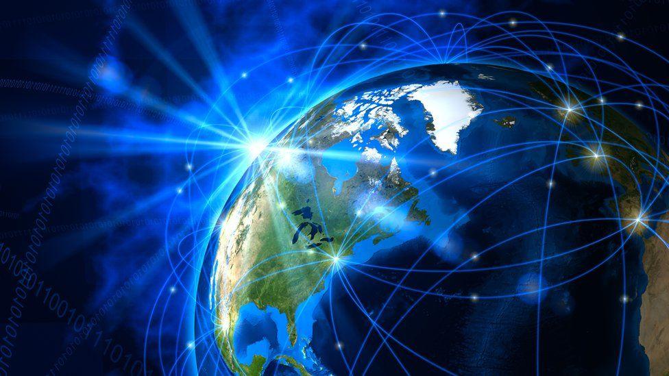 The global internet