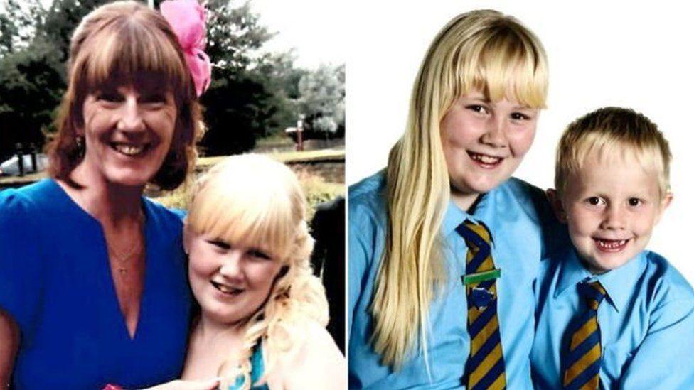 Geraldine Newman, Shannon a Shane