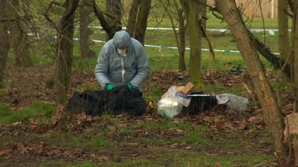 Police investigate Krithia Road, Dagenham