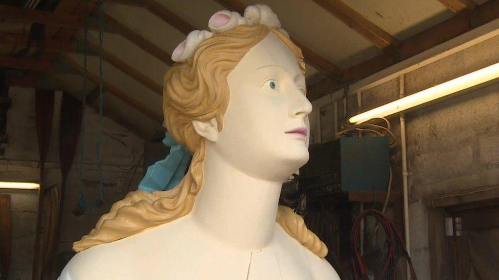 Figurehead of Aurora