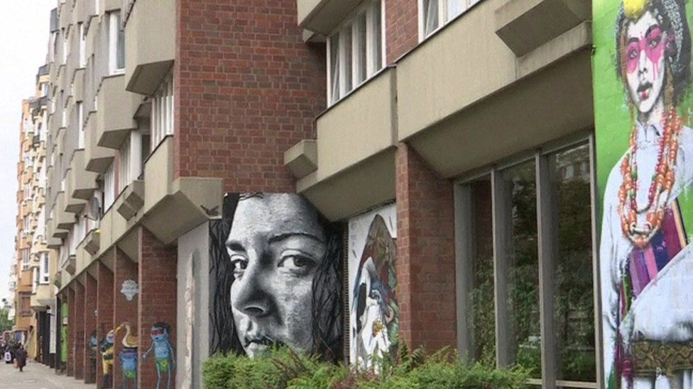 Graffiti in Berlin (September 2017)