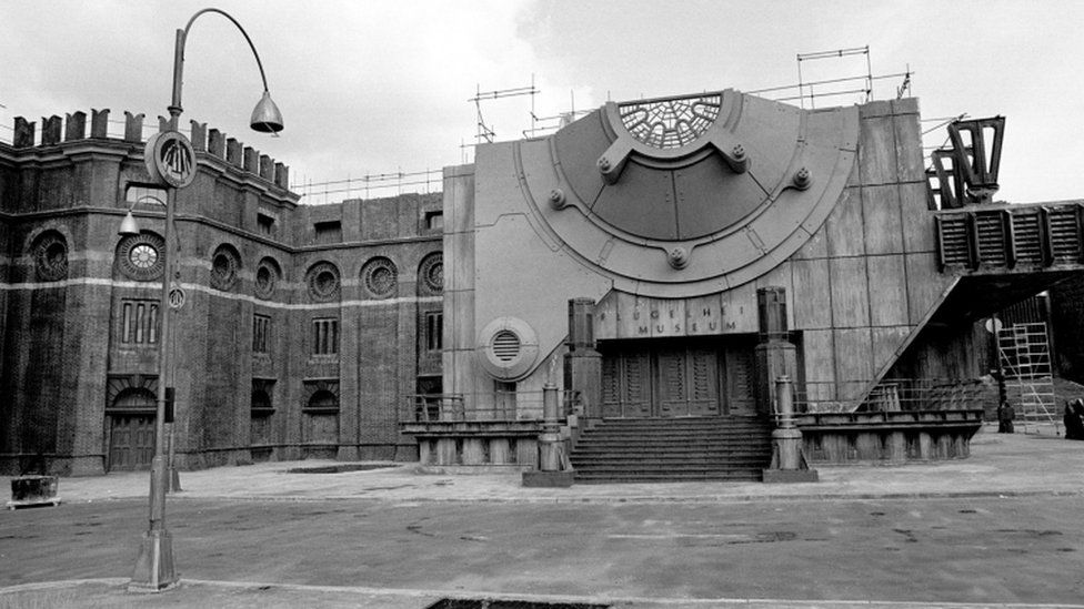 Pinewood Studios 80th anniversary