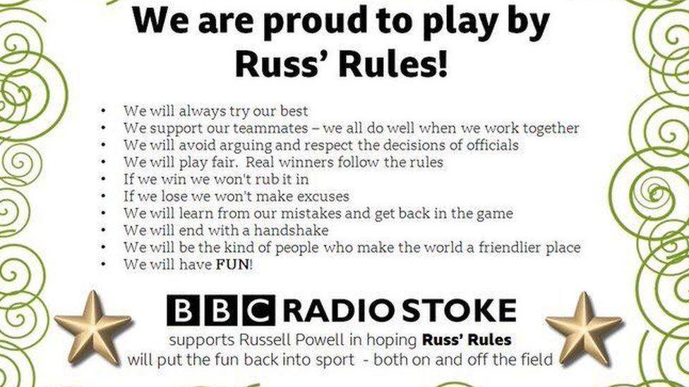 Russ' Rules