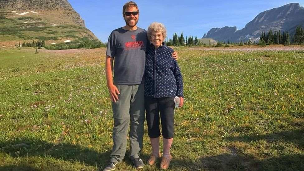Why this 89-year-old is visiting every US national park with her grandson