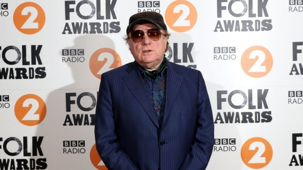 Sir Van said his new songs would be released at two-week intervals