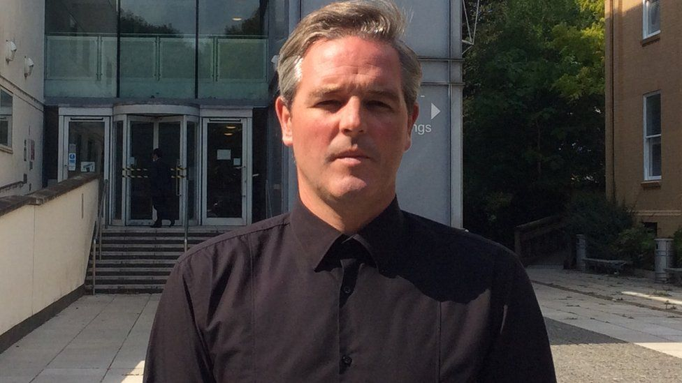 Stephen Dure Aug 2018