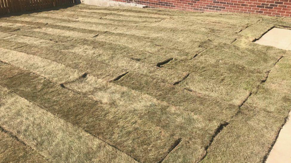 Kippax house faults