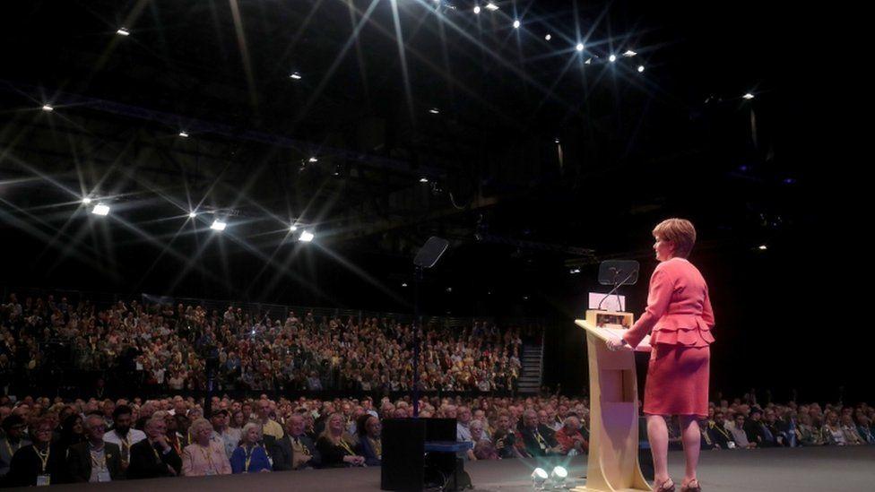 Sturgeon speech