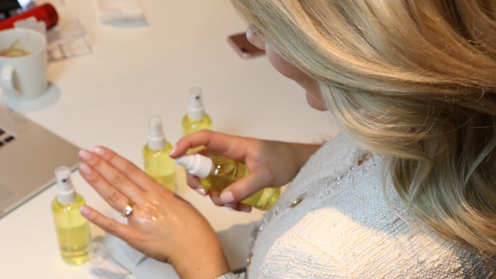 The Lowengrip Care & Color range includes moisturisers, facial creams, mascara and shampoo