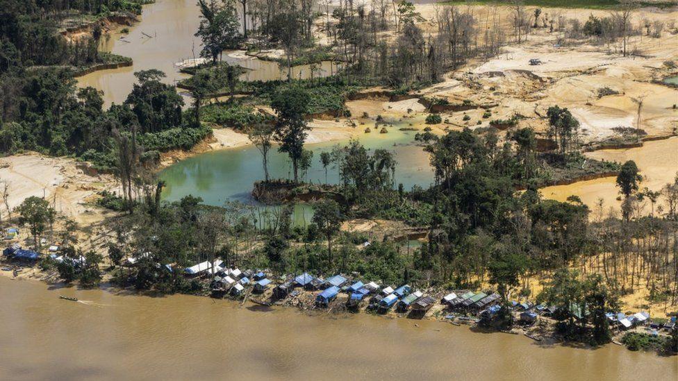 Roraima exporta 194 kg de ouro à Índia sem ter nenhuma mina operando legalmente