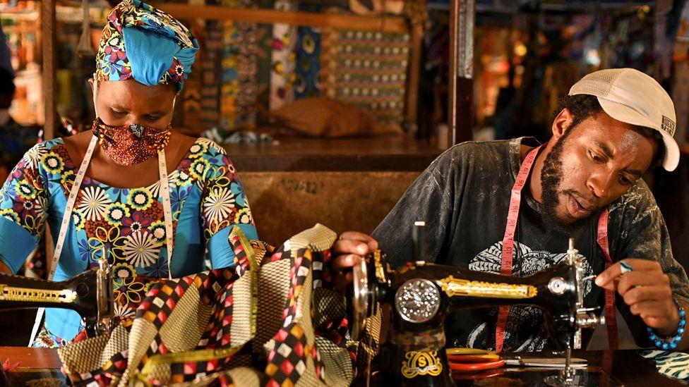 Tailors in Kimironko