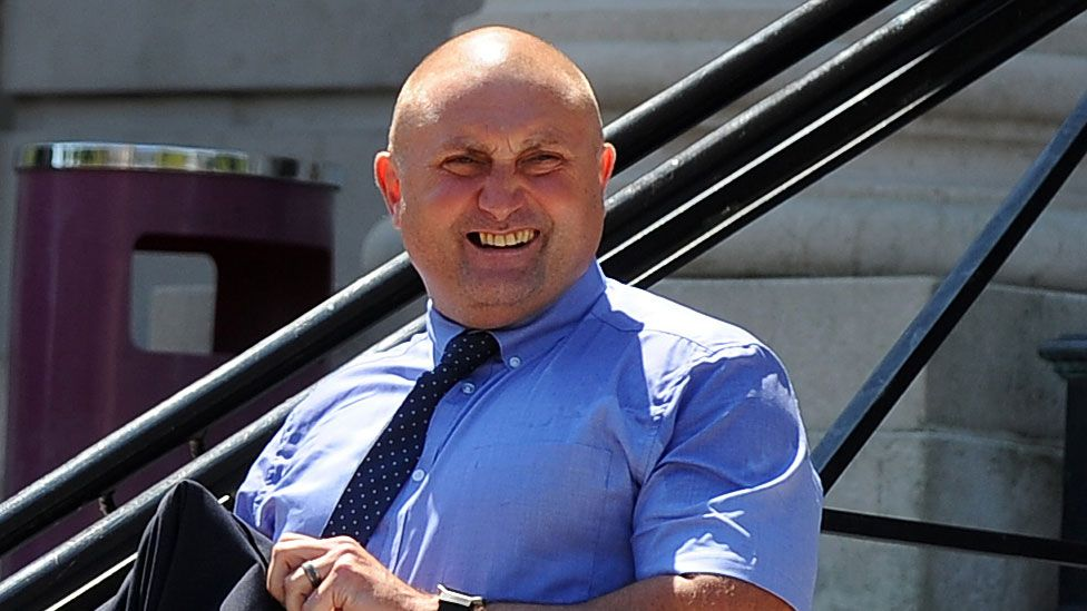 Tonypandy detective Mark Hopkins sacked after being jailed for bribery