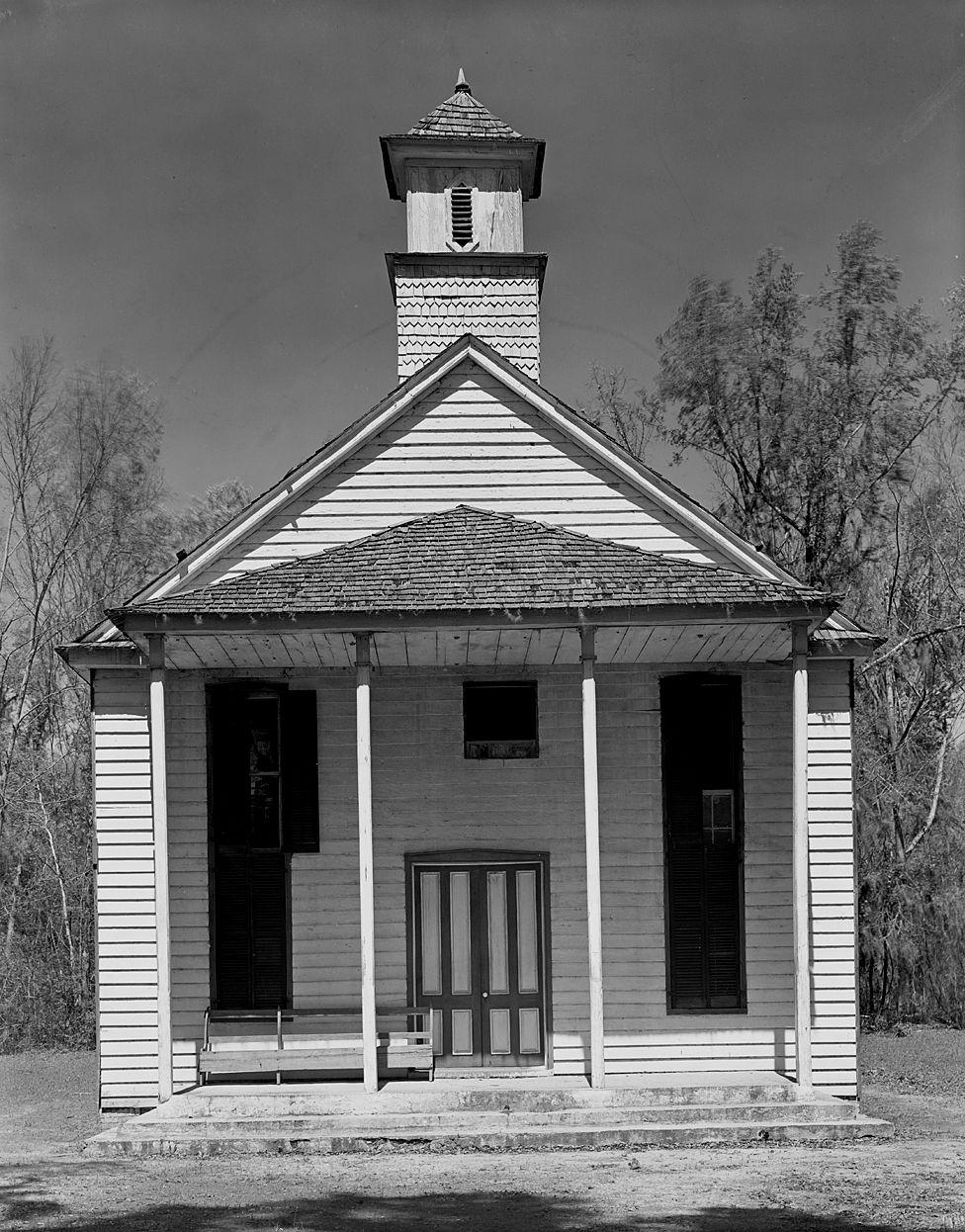 Church in South Carolina, USA - 1936 (photo by Walker Evans)