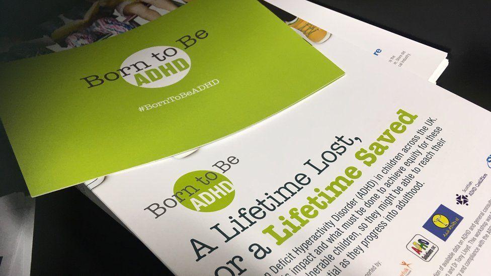 ADHD information leaflets