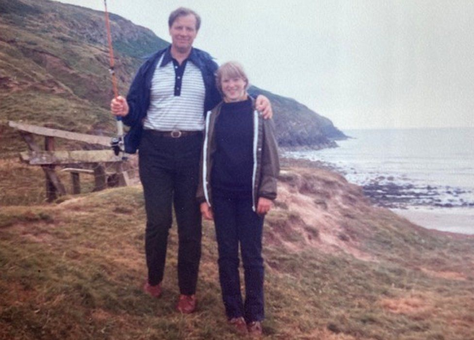 Ted and Cathy Killick