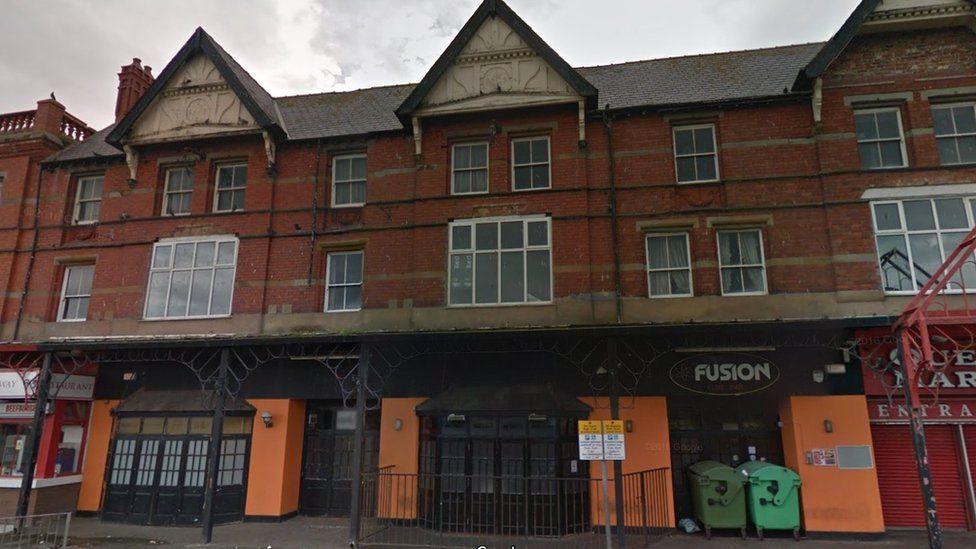 Fusion nightclub, Rhyl, Denbighshire
