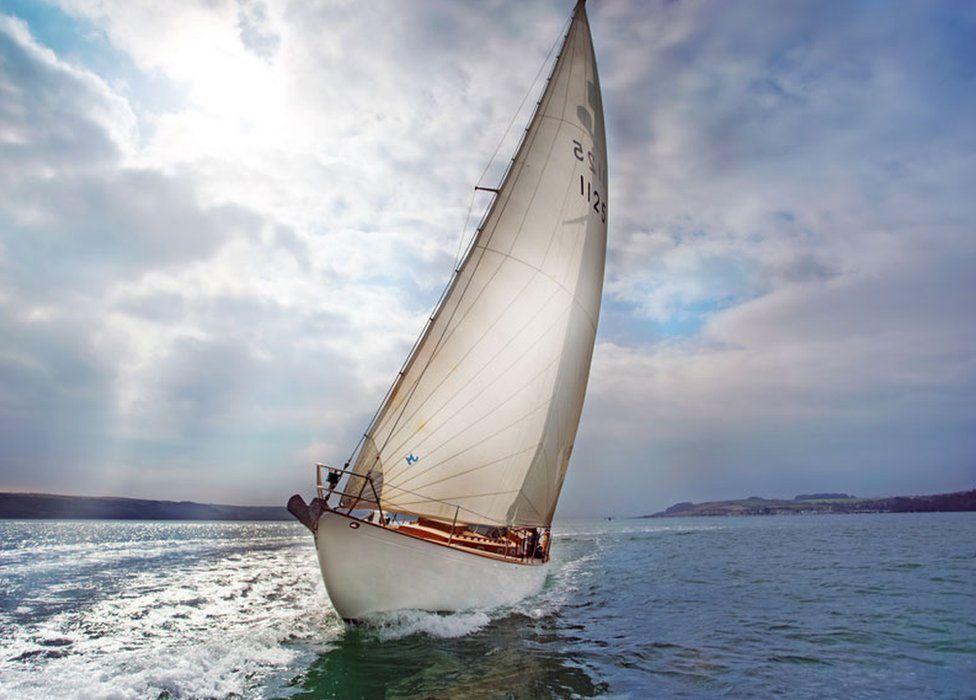 Sea Sanctuary yacht