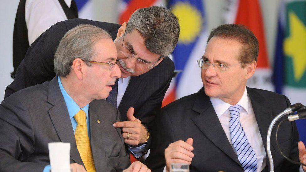 Os fatores jurídicos e políticos que dificultam prisão de Jucá, Renan, Sarney e Cunha