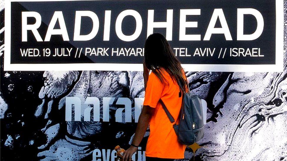 Radiohead fan